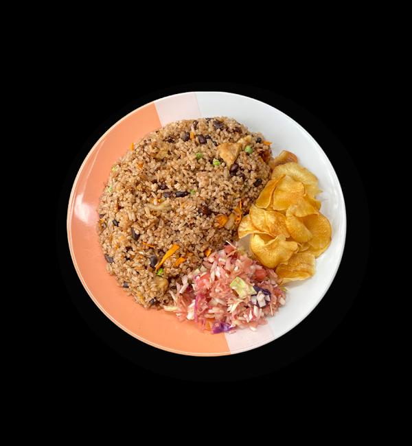 Arroz-Cubano