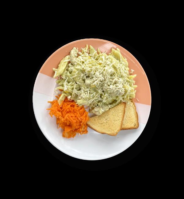 Pasta-Pesto
