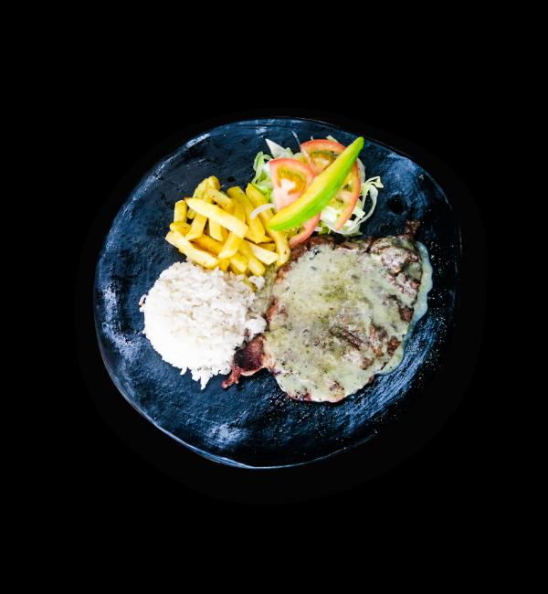 Steak-Pimienta